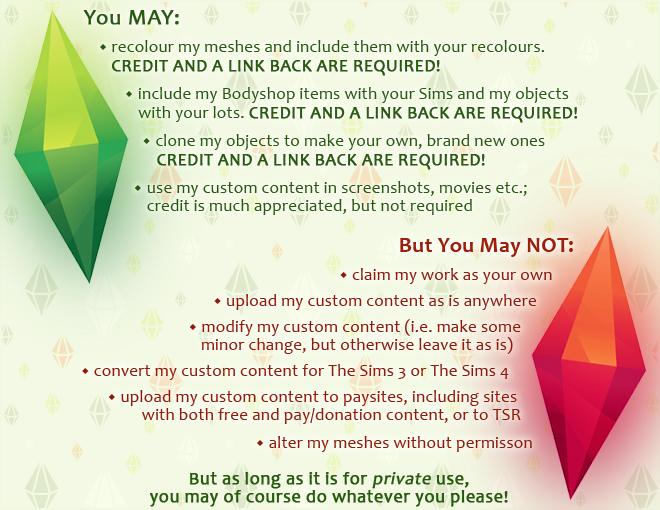 Mays and May Nots
