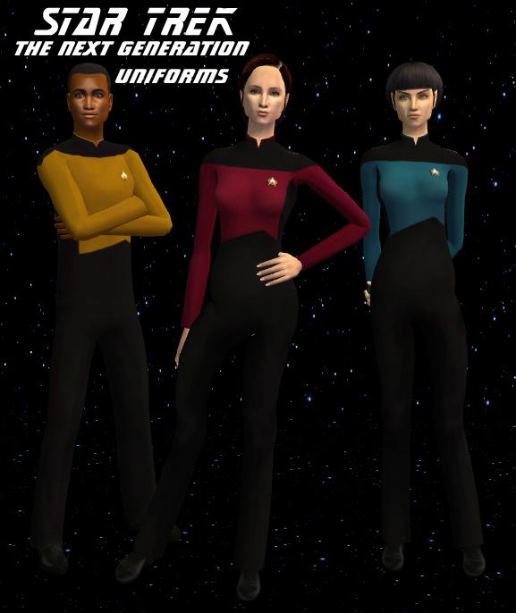 TNG Uniforms
