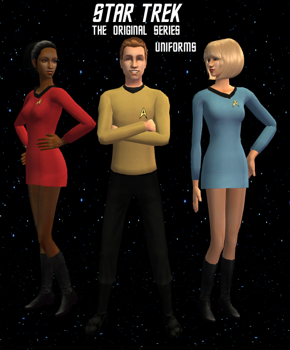 TOS Uniforms