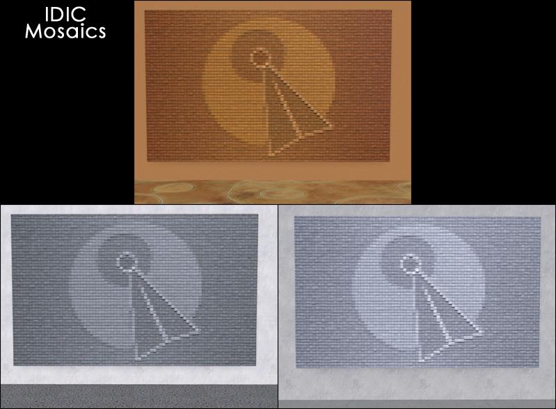 IDIC Mosaics