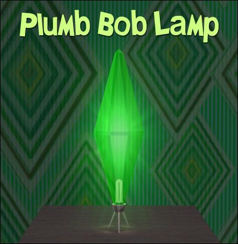 Plumb Bob Lamp