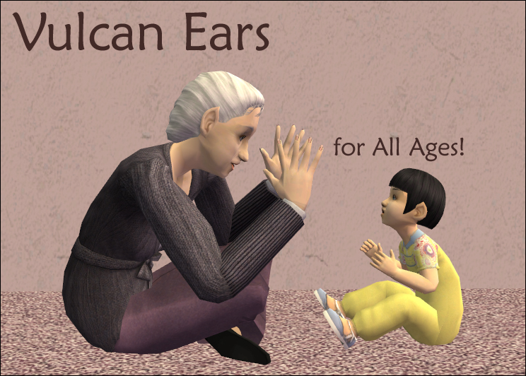 Vulcan Ears for All Ages!