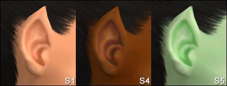 Maxis Ears