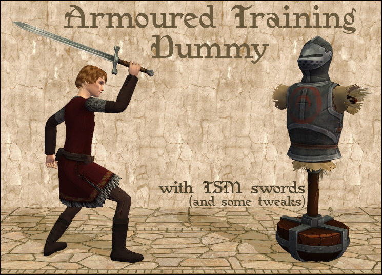 Armoured Training Dummy