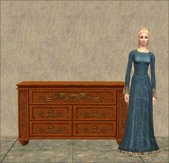 Vestimentum Dresser