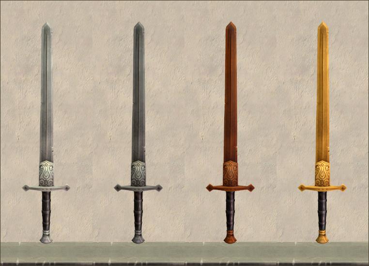 Sword recols