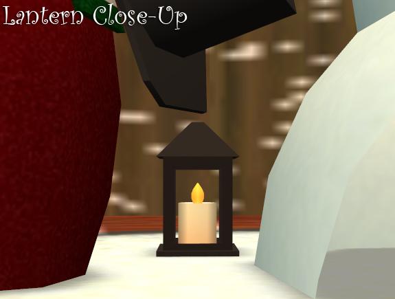 Lantern close-up