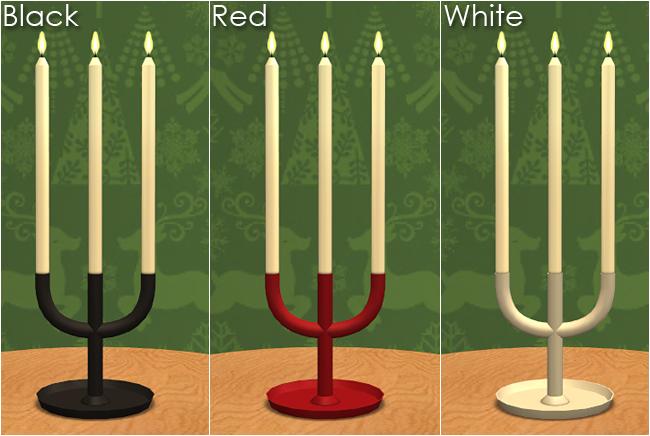 Candlestick recols